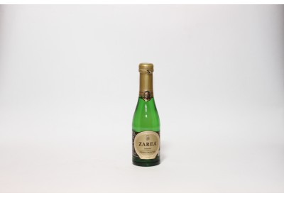 Vin spumant Zarea demisec Crystal Collection sticlă mică 20cl