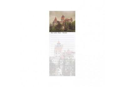 Blocnotes Castelul Bran 2