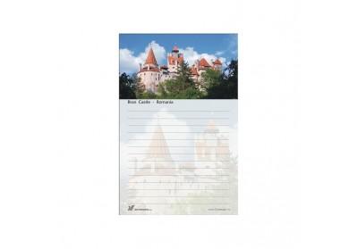 Blocnotes Castelul Bran 3