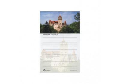 Blocnotes Castelul Bran 4
