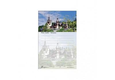 Blocnotes Castelul Peleş 4