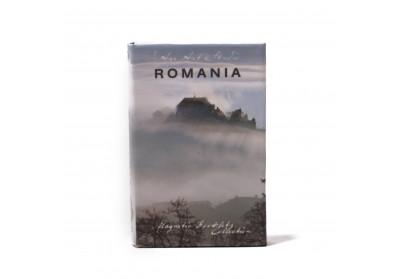 Album magnetic Romania orase